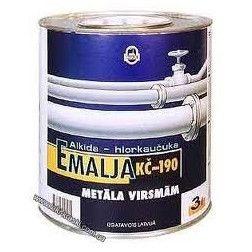EMALĖ KČ-190 JUODA 2.7KG/2.7L