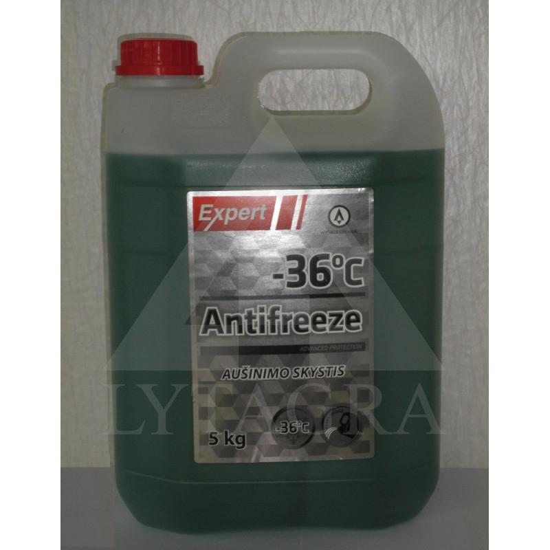 ANTIFRIZAS -36 C 5KG (ŽALIAS)