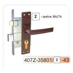 ĮLEIDŽ SPYNA ZV-4 407Z-35801/2-43 BALTA