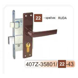ĮLEIDŽ SPYNA ZV-4 407Z-35801/22-43 RUDA