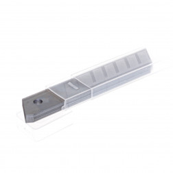 CL1810 Laužomos ašmenys peil./ 18mm / 10 vnt. / St