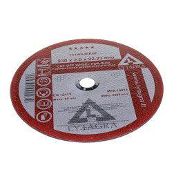 Metalo pjov. diskas 230x2.0x22.23mm / Lytagra