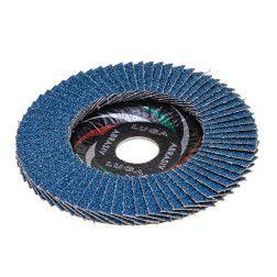 Žiedl. šlif. diskas KLT-1 125x22.23 ZK 40 (ZIRCON)