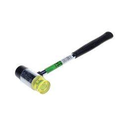 R490-050 Plaktukas / guma-plastikas / 35 mm / Lyta