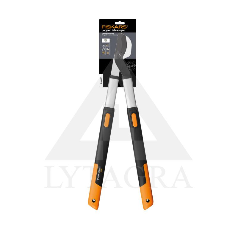1013564 Teleskopinės šakų žirklės SmartFit / Fiska
