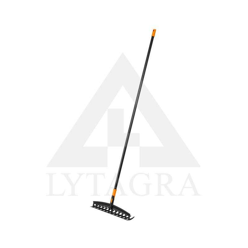 1003466 Universalus sodo grėblys Solid / Fiskars