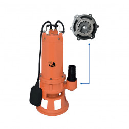 Panardinamas nuotekų siurblys Aquacup Hart 1100 SQD