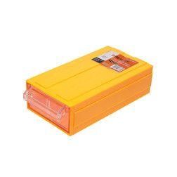 Smulkmenų dėžutė su stalčiuku Realtek 90104010 17.5x9x4.6c
