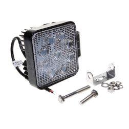 HA WRK/LED0525 DARBINIS ZIBINT 9 LED 9-32V 27W