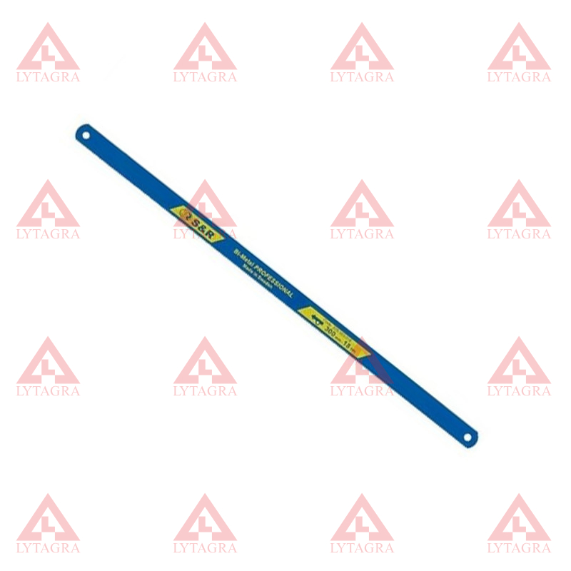 225303032 Pjūklelis metalui, L300mm, 13dantų/cm,