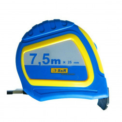 422775025 Ruletė 7,5m/25mm / Q-Point / SR