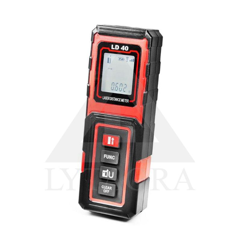 290090040 Lazerinis atstumo matuoklis LD40 / S&R
