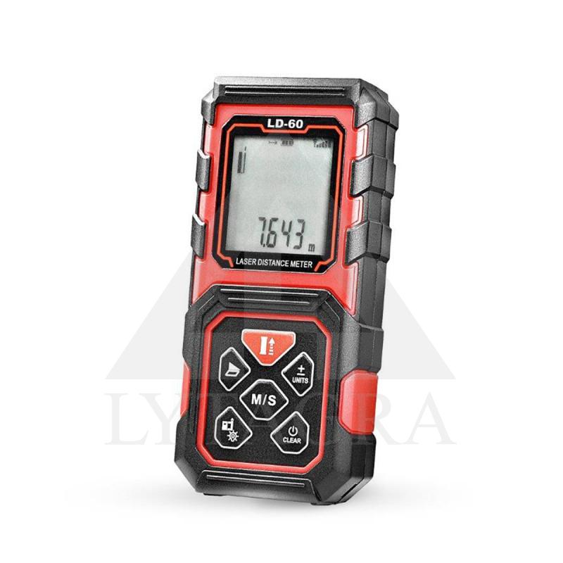 290090060 Lazerinis atstumo matuoklis LD60 / S&R