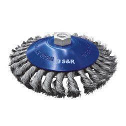 135450101 Šveitimo diskas 100mmxM14 / S&R