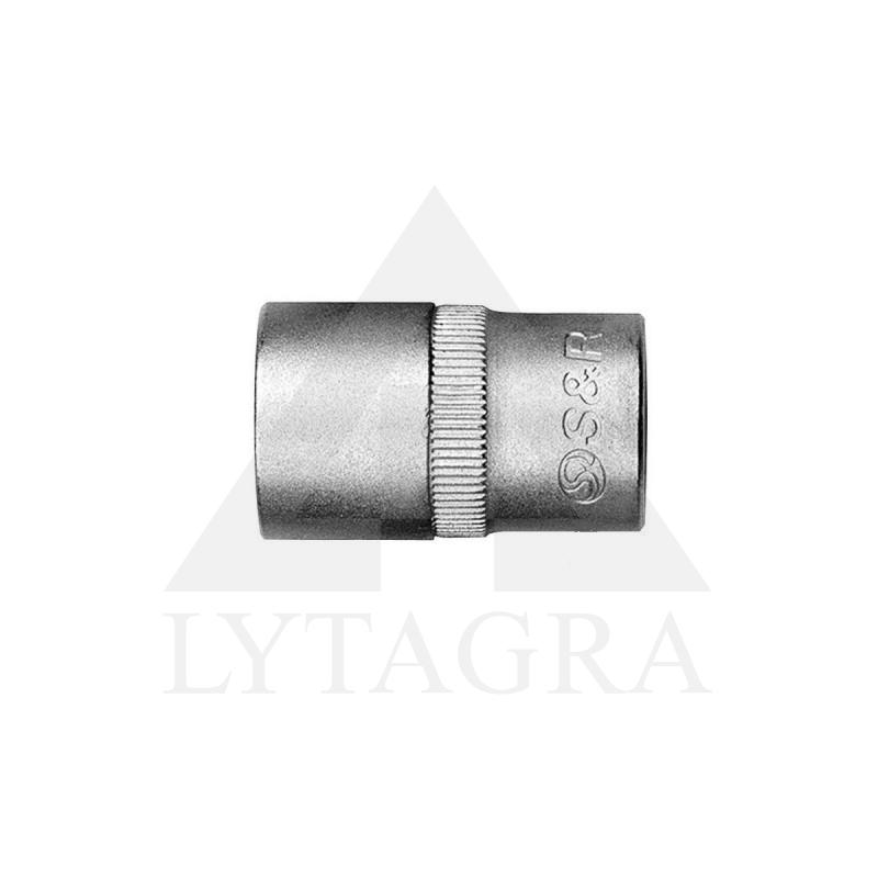 465711538 Šešiakampė galvutė 38 mm 3/4'' / S&R