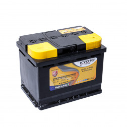 AGM 60Ah 640A Start/Stop akumuliatorius / KYOTO