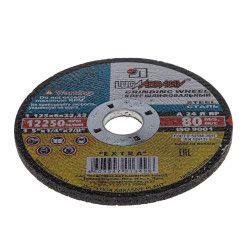 Metalo šlif. diskas 125x6.0x22 /Rusija