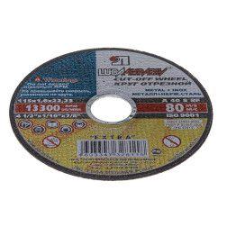 Metalo pj. diskas 115x1.6x22 /Rusija