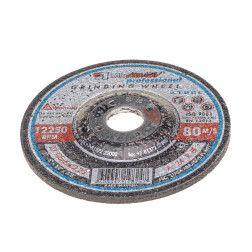 Metalo šlif. diskas 125x6.0x22.23 A 24 R BF