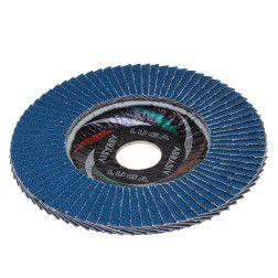 Žiedl. šlif. diskas KLT-1 125x22.23 ZK 80 (ZIRCON)