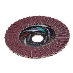 Žiedl.šlif. diskas KLT-3 125x22.23 / A 80/80 / LUG