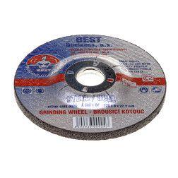 Metalo šlif. diskas 125x8.0x22 /Čekija