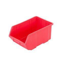 501390 Dėžutė smulkmenoms didelė (raudona) / 260x2