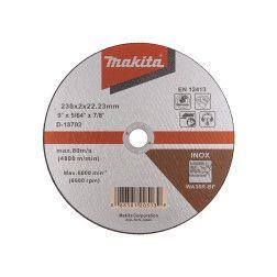 D-18792 Metalo pjov.diskas 230x2.0x22.24 / Makita