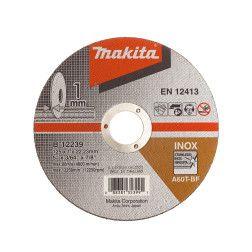 B-12239 Metalo pjovimo diskas125x1.0x22.23 mm /Mak