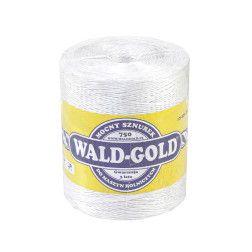 Špagatas WALD GOLD 750M/KG (4) Lenkiškas
