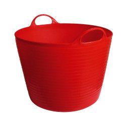 Elastinės plastmasės kibiras 42L