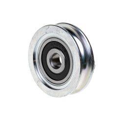 Riedutis metalinis virvei Zabi CM54/10L, D54 100kg
