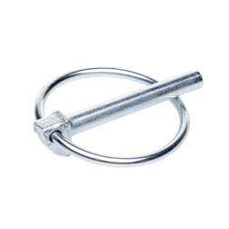 Žiedinis fiksatorius 6 mm