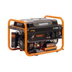GDA 3500E Benz. elek. generatorius 3,2 kW / DAEWOO