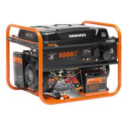 GDA 6500E Benz. elek. generatorius 5,5 kW / DAEWOO