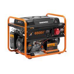 GDA 7500E-3 Benz. elek. generatorius 6.5kW /DAEWOO