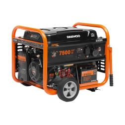 GDA 8500E Benz. el. generatorius 7.5 kW / DAEWOO