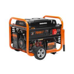 GDA 8500E-3 Benz. el. generatorius 7.5 kW /DAEWOO