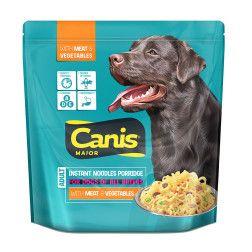 Canis major makaronų košė šunims su mėsa