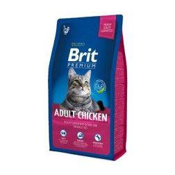 Brit premium kačių ėdalas suaugusioms katėms su vištiena