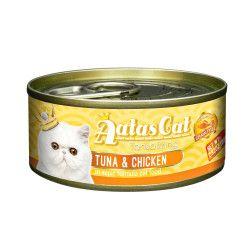 Super premium konservai katėms su vištiena ir tunu