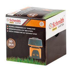 "Greita jungtis laistymo žarnai Schmith SGSZ-01, 1/2"""