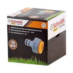 "Adapteris laistymo žarnai Schmith SGPRZ-03, 1/2-3/4"""