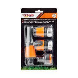 """Greitų jungčių rinkinys Schmith SGZL-01, 1/2-3/4"""""""