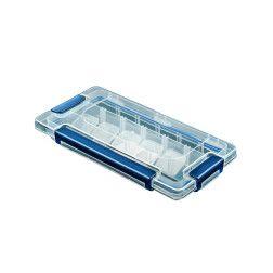 Dėžutė smulkmenų plastikinė Faster Tools 2583, 200x350x60mm