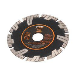 Deimantinis pjovimo diskas Faster Tools 1989 LUX, 125mm