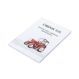 Detalių katalogas T-16 traktoriaus
