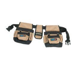 Diržas įrankiams Dedra M360.056 16 kišenių 20x10x28 2vnt