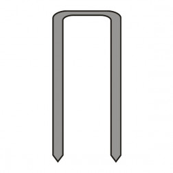 Segtukai metaliniai Dedra A536118 18mm 5,7mm TYPE90 tinka A533152 5000vnt PANSAM