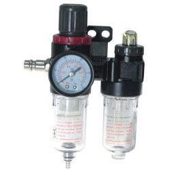 Džiovinimo filtras, tepalinė, slėgio reguliatorius Dedra A532203 1/2''